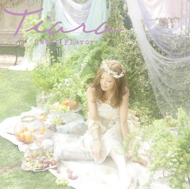 Tiara 『Sweet Flavor ~ cover song collection ~』