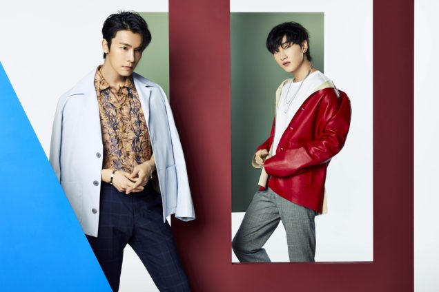 SUPER JUNIOR D&E ARTIST PHOTO